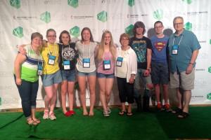 "Nardin Park Youth youth at ""Youth 2015"" in Orlando"