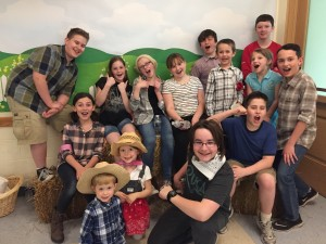 Square Dance - Middle school group