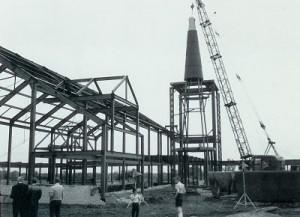 Nardin Park under construction